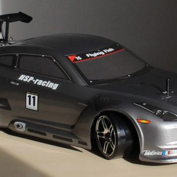 HSP Nissan GT-R Drift Pro Brushless 1/10