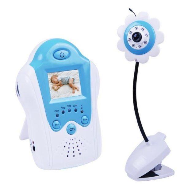 babyphone bleu - idée cadeau