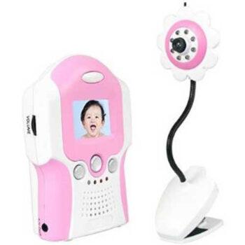 babyphone rose - idée cadeau