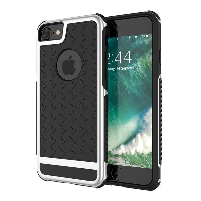 Bumper anti chocs en silicone pour Iphone 6/6S - idée cadeau