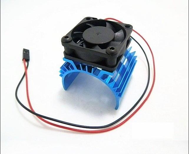 Dissipateur de chaleur pour moteur 1/10 brushless