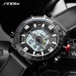 Montre chronomètre Sinobi pour homme en vente la boutique idée cadeau