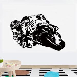 Deco thème moto pour la maison