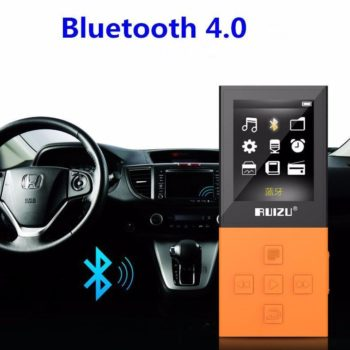 Lecteur bluetooth mp3 mp4 RUIZU X18