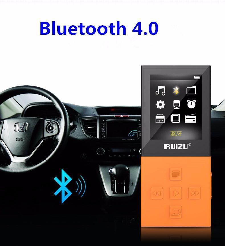Lecteur bluetooth mp3 mp4 RUIZU X18