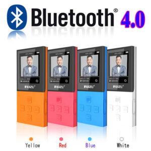 Découvrez la gamme de lecteur mp3 et mp4 de toutes les couleurs