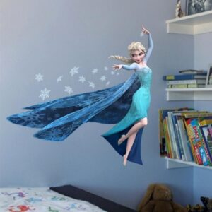 Stickers Elsa repositionnable